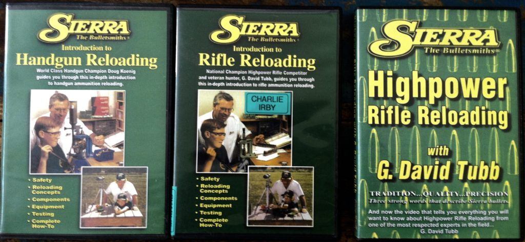'HANDLOADING'...Building confidence in your newly acquired skill set... 5