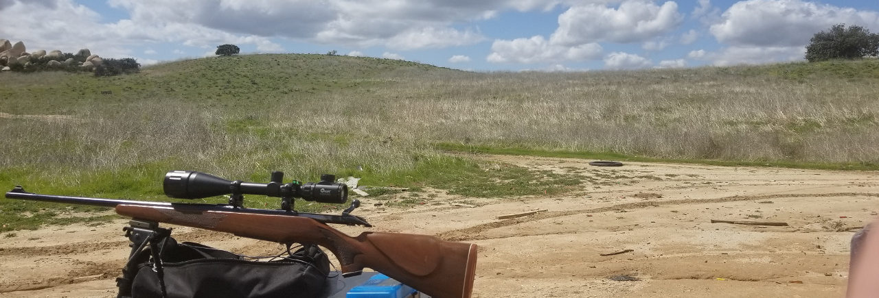 Shooting 1000 yards with a Deer Rifle and $40 scope possible? 9