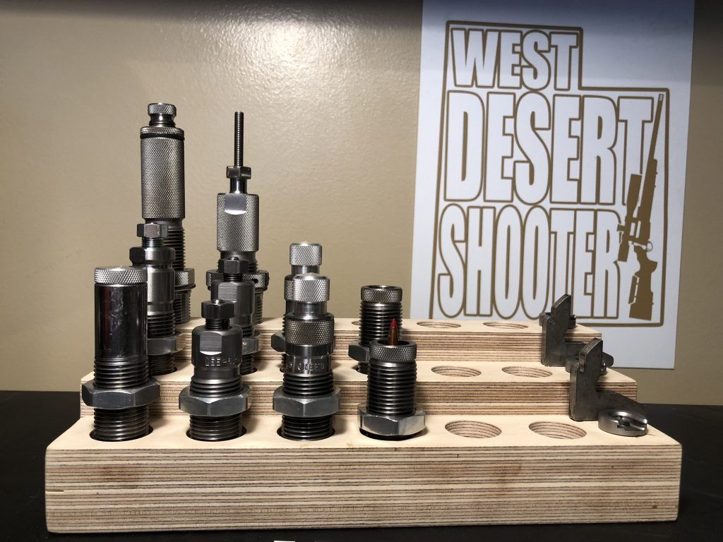 Organize your reloading dies! Cheap, Easy, DIY! 14