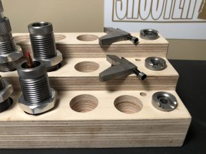 Organize your reloading dies! Cheap, Easy, DIY! 12