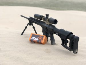 Why a bolt action AR-10? 4