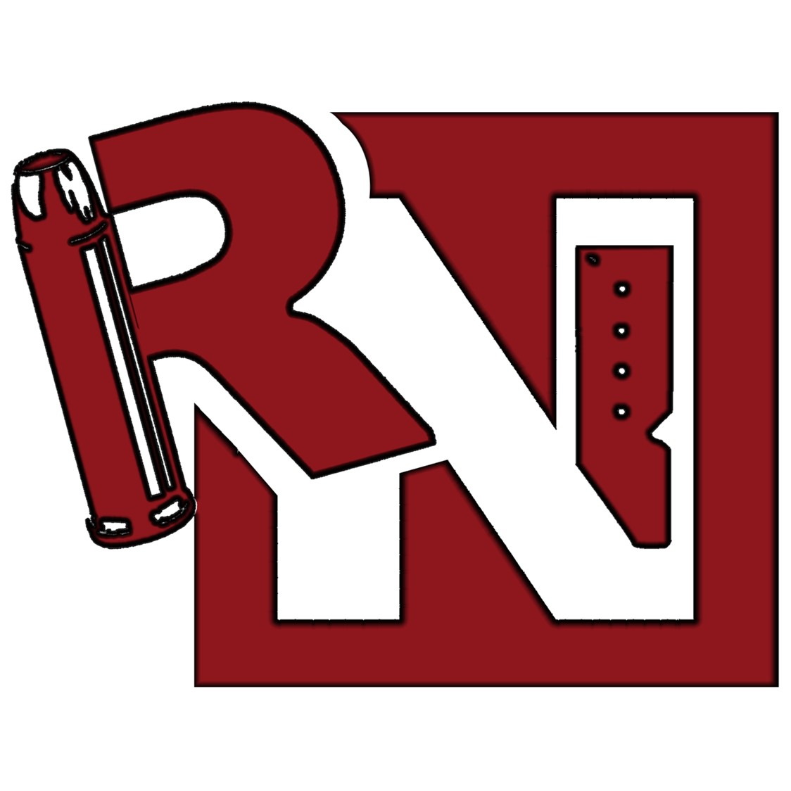 The Reloaders Network logo