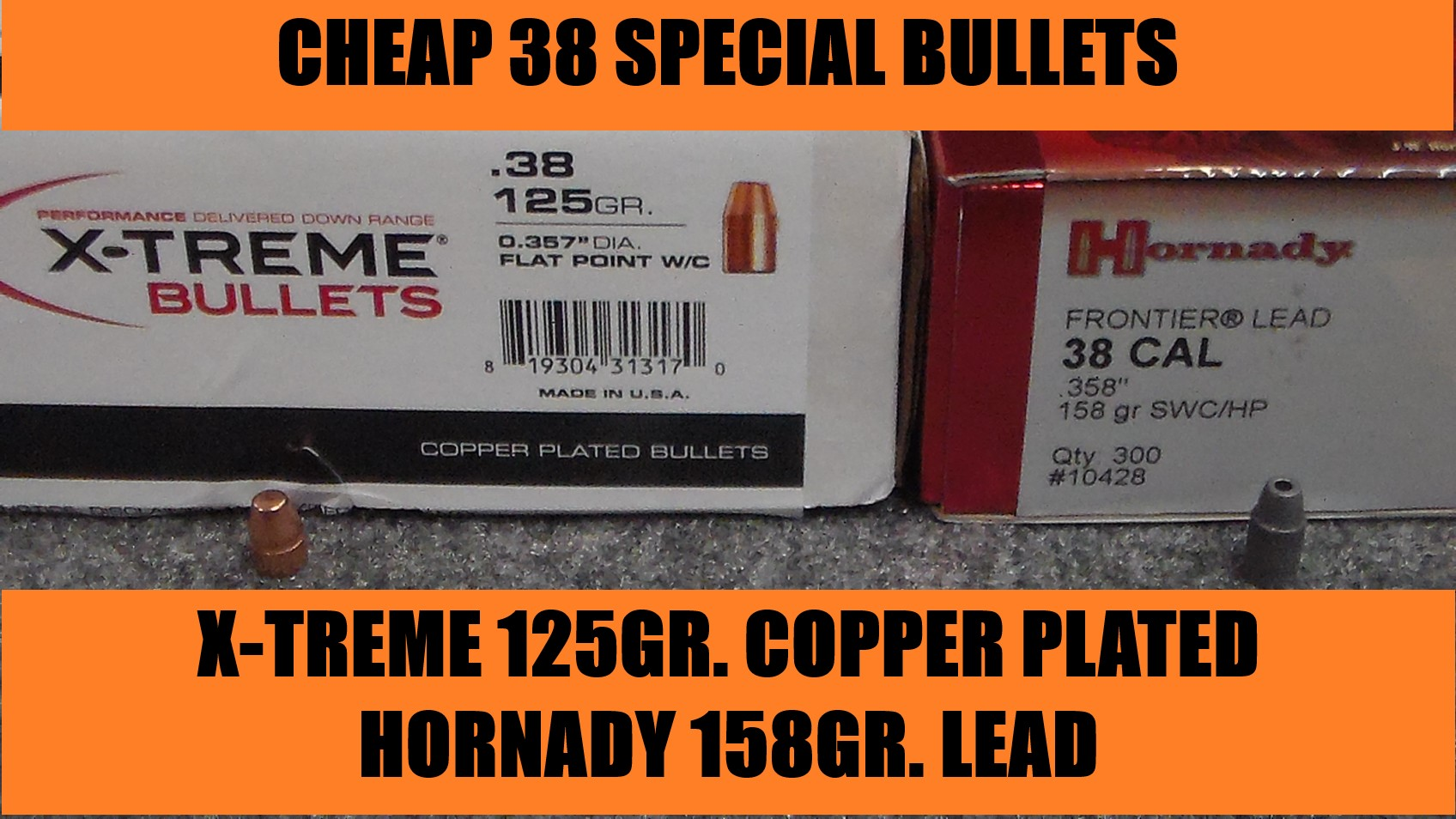 Reloading 7.62X25mm Tokarev with 90gr. Hornady XTP and W296 part 2 14