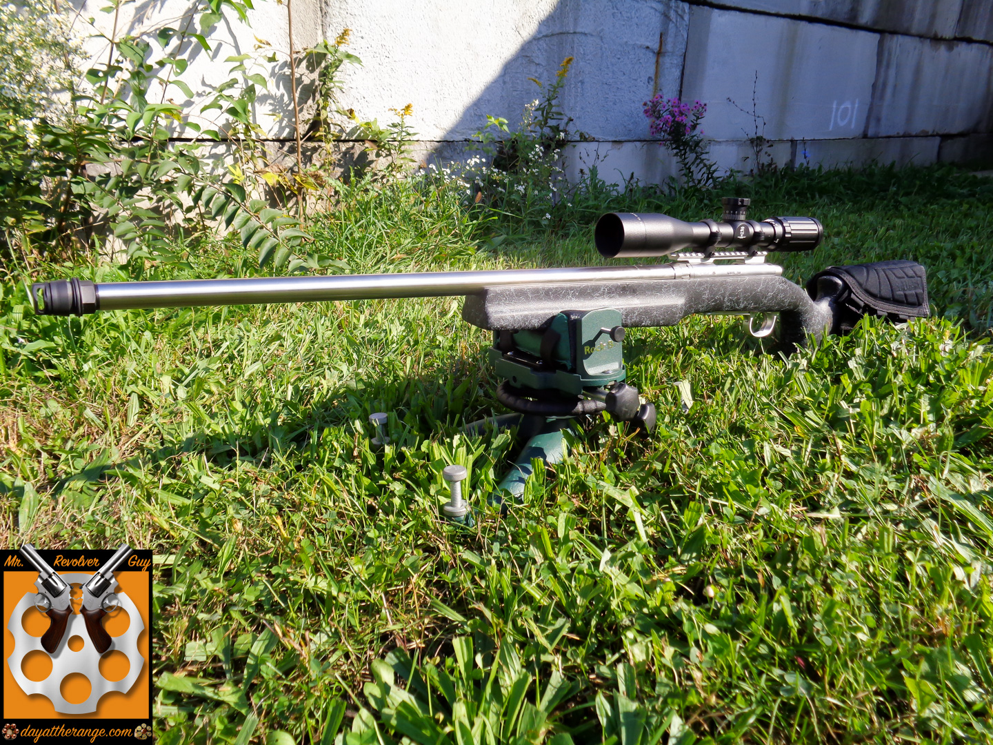 Remington 700 Custom