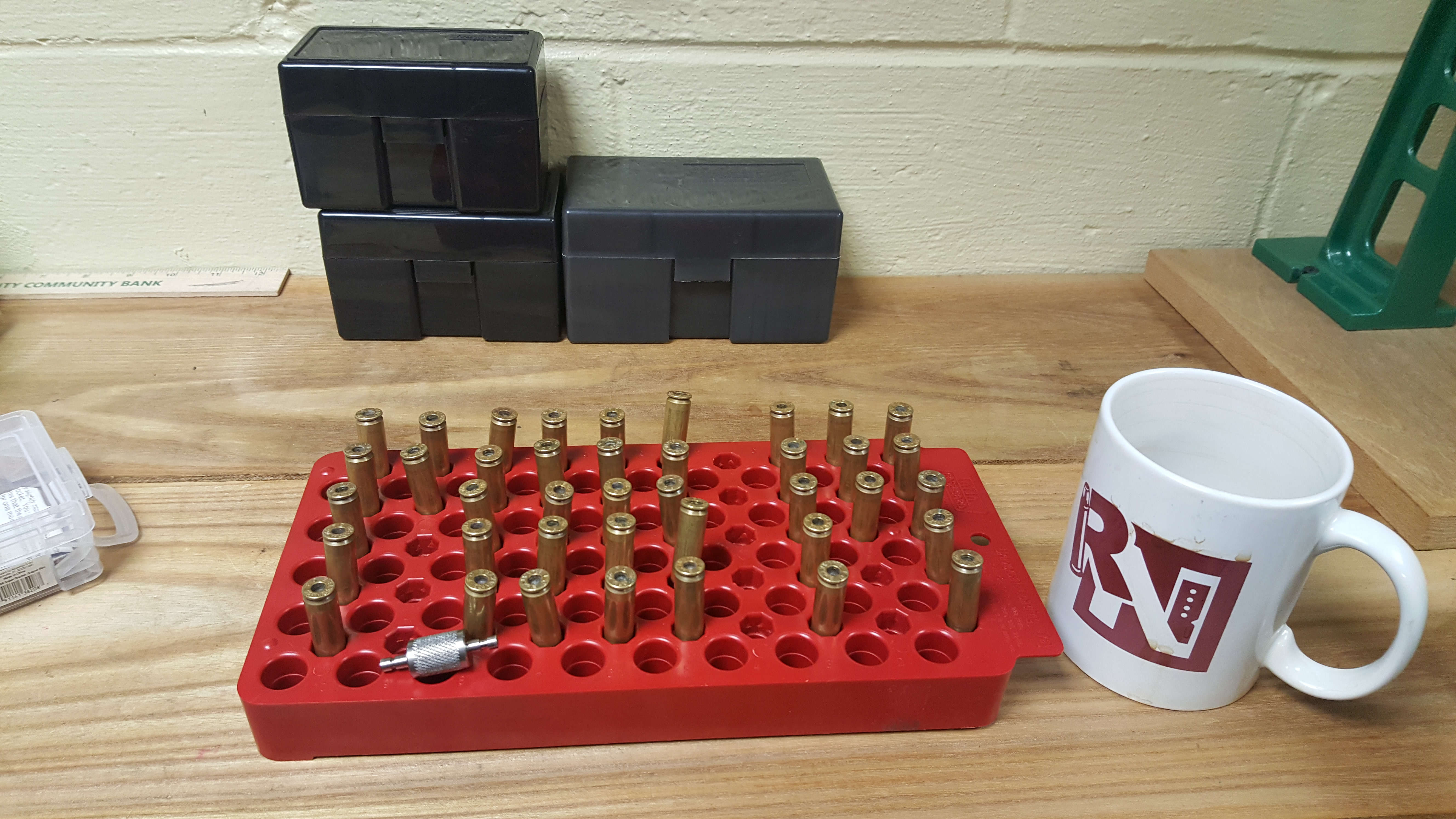 Reloading – Primers – Little things that make a big difference. 7