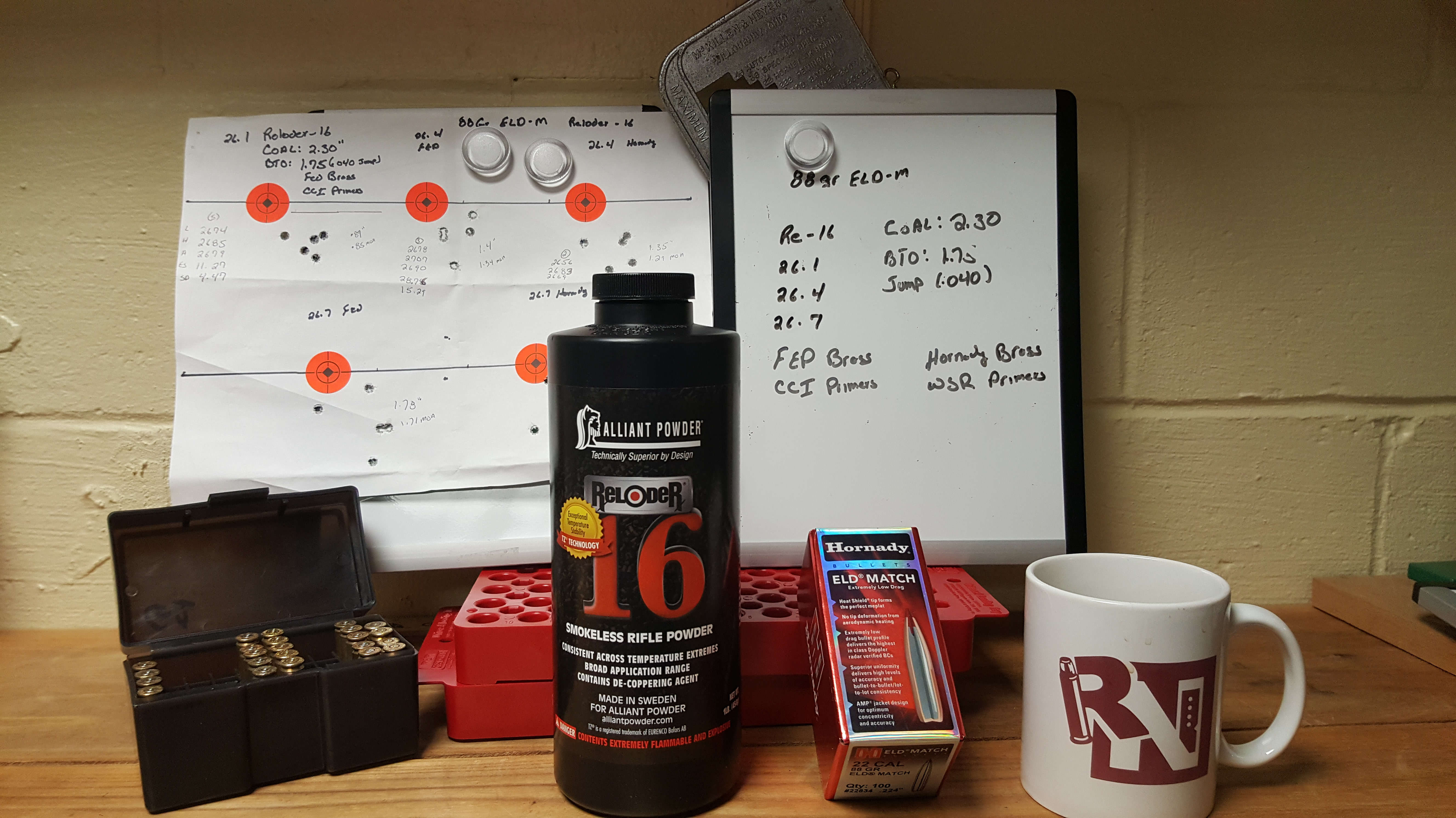 Reloading – Primers – Little things that make a big difference. 8