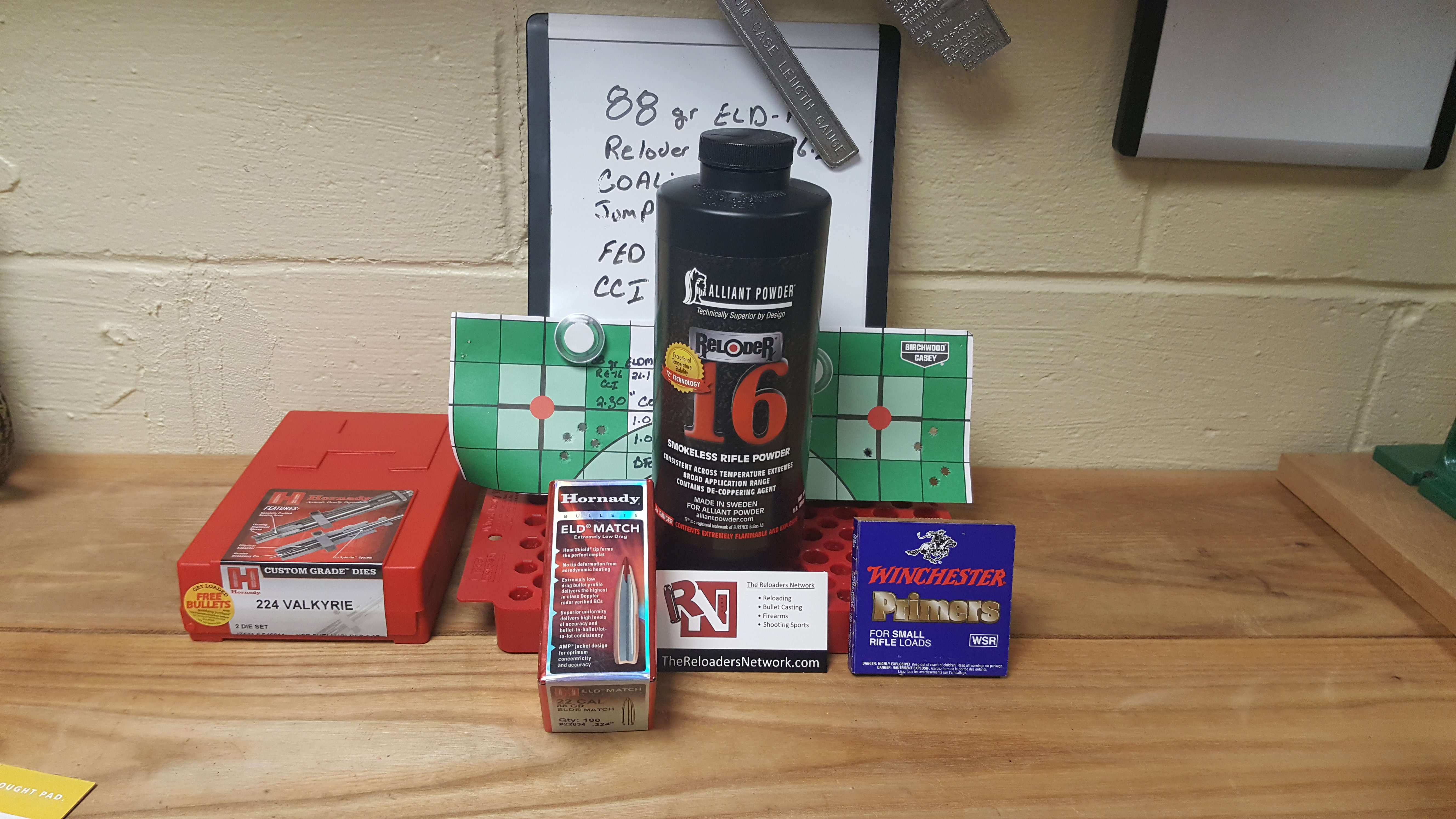 Reloading – Primers – Little things that make a big difference. 9