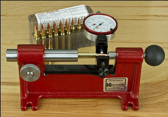 Basic Hornady Tool