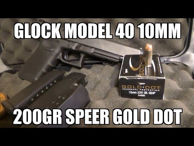 Glock 19 Harry's Holsters Review 1