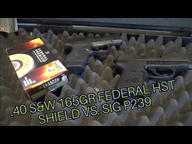 Underwood 340gr +P+ Hardcast .44 Magnum Long Barrel vs. Short Barrel Review 1