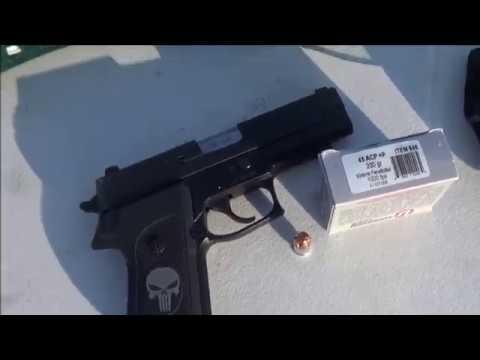 Underwood 340gr +P+ Hardcast .44 Magnum Long Barrel vs. Short Barrel Review 2