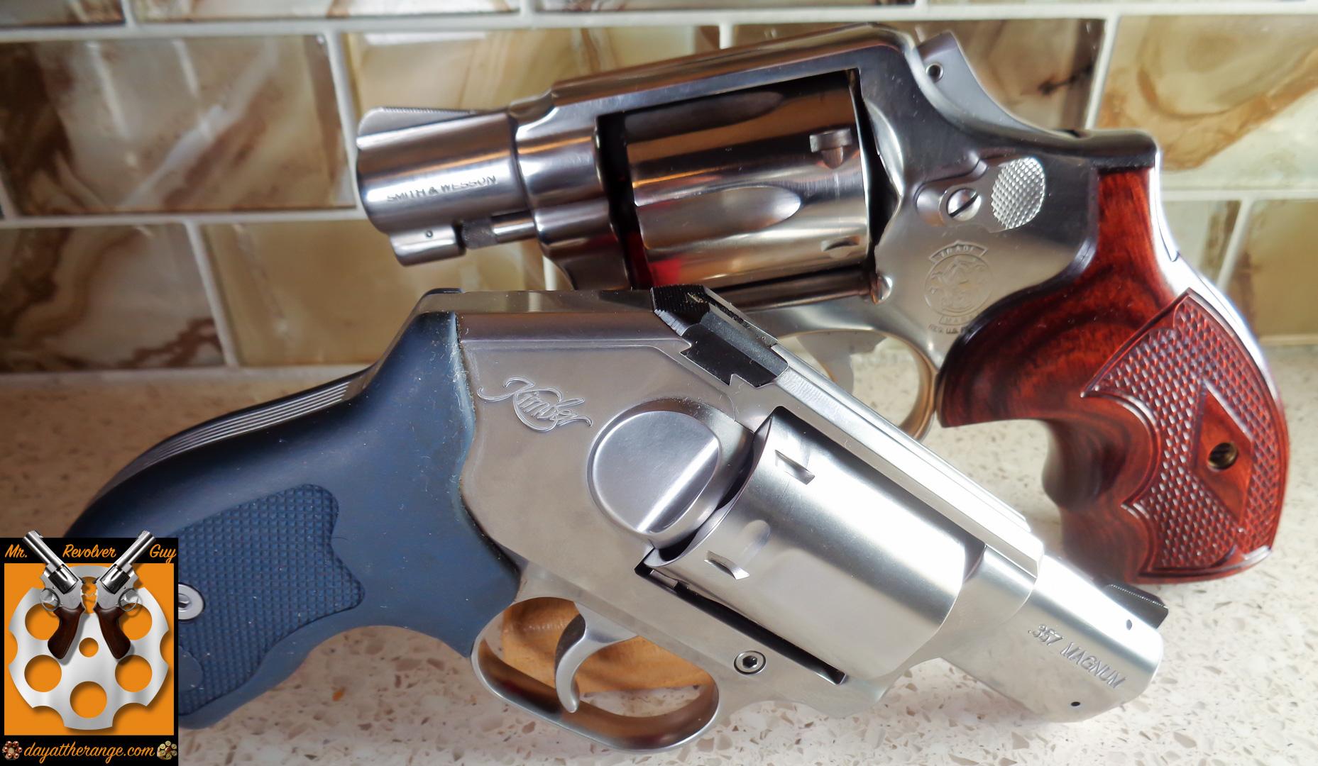 DEFENSIVE SHOOTING CHALLENGE — S&W MODEL 64 VS RUGER SERVICE SIX 2