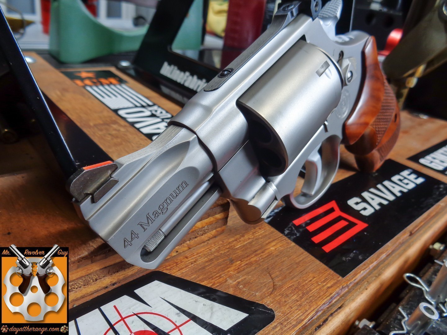 S&W 629 Snub Nose - The Ultimate Revolver For Defensive Carry 265