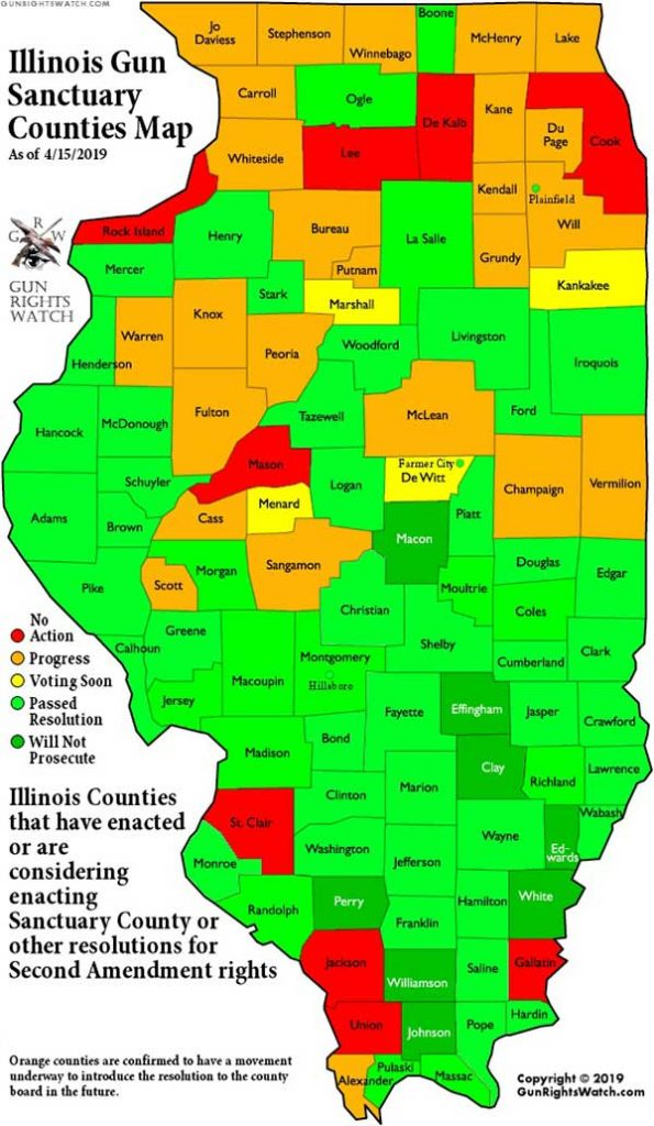 Illinois Counties Take A Stand 6