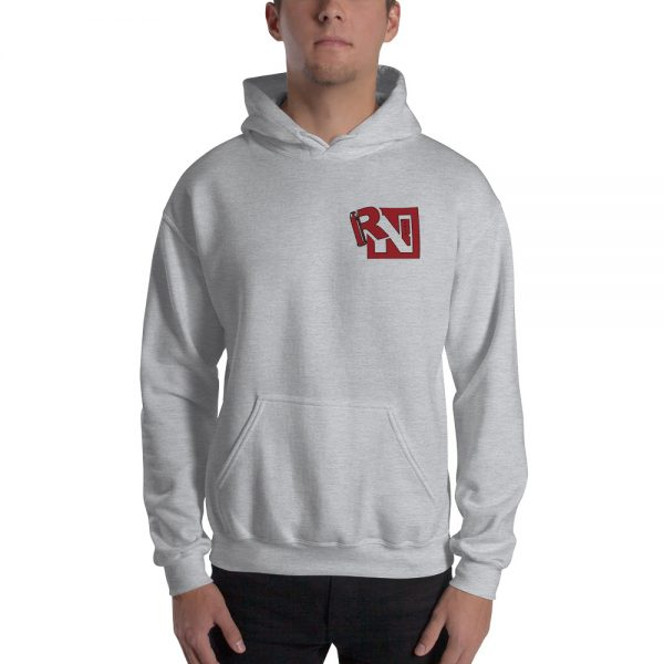 Hooded Sweatshirt - Light Colors - The Reloaders Network 1