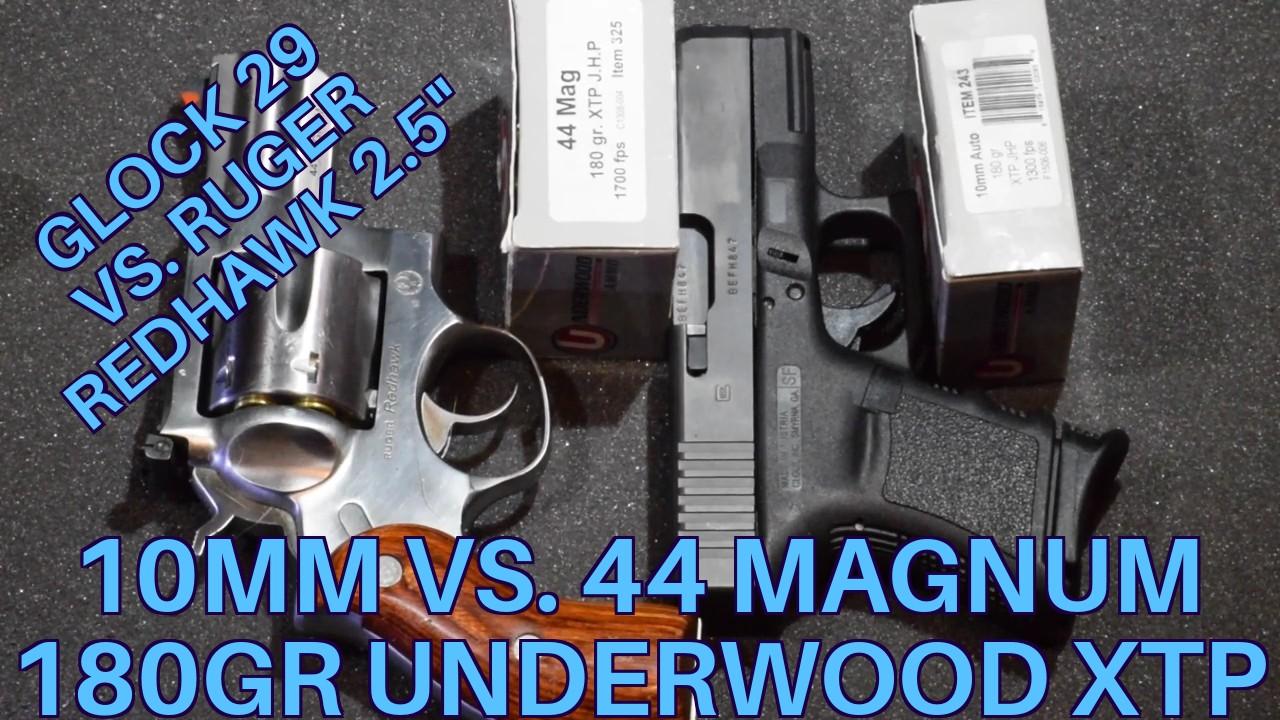 10mm vs 44 mag 2