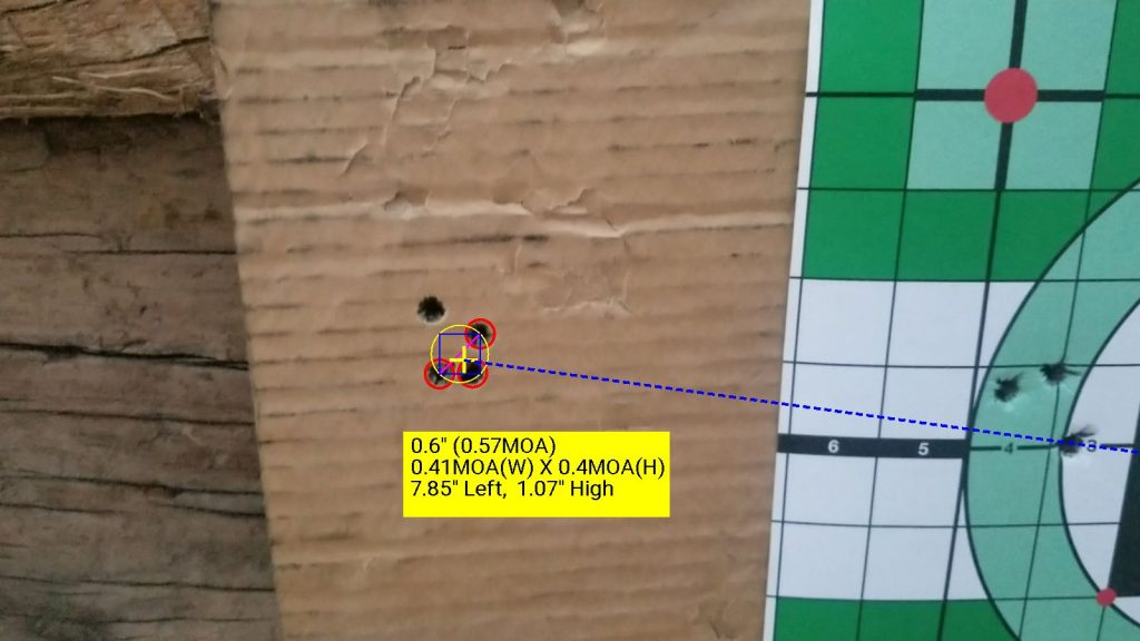 TC Compass 308 180gr Nosler & Varget - A Horrible Day At The Range...Ending With A Good Note 2