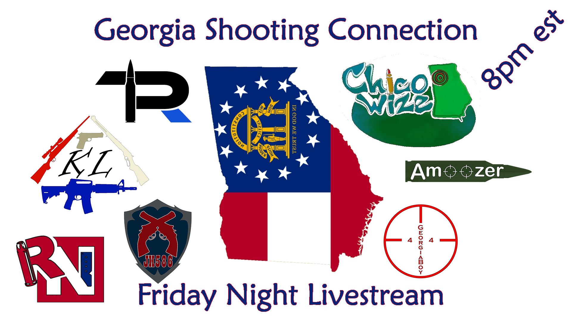 Georgia Shooting Connection Friday Night Live Stream 7/12/19 14