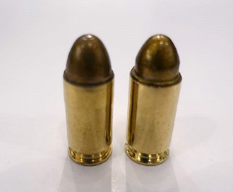 45ACP D&L Ammo Testing: Dave Lauck and Col Cooper Design 14
