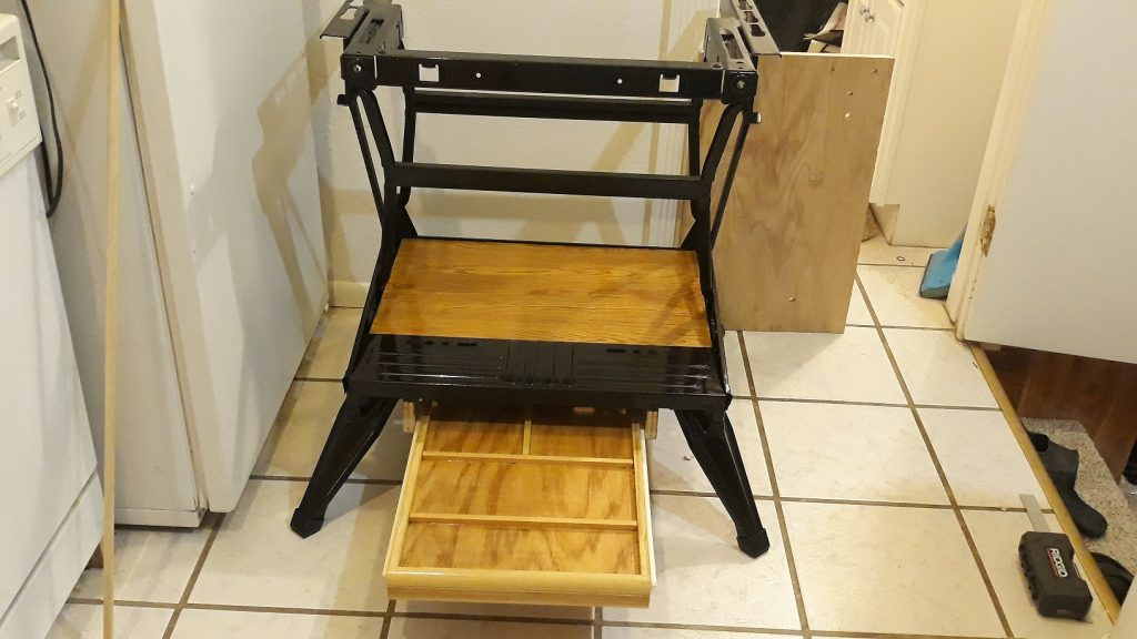 Build a Portable Reloading Bench Using a Black & Decker Workmate 94