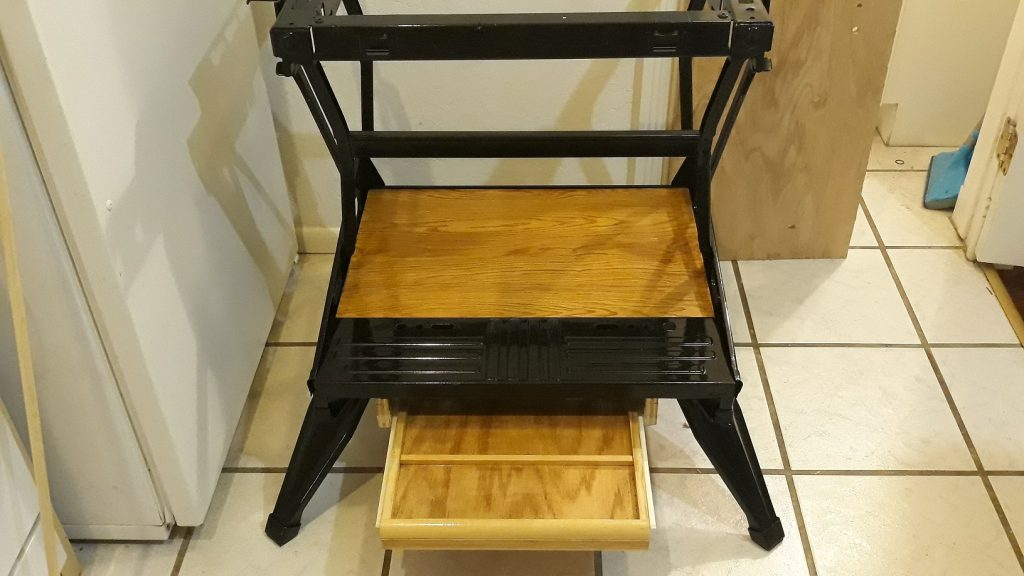 Build a Portable Reloading Bench Using a Black & Decker Workmate 22