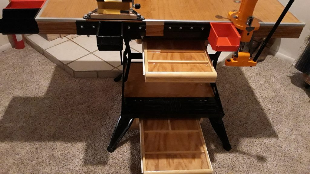 Build a Portable Reloading Bench Using a Black & Decker Workmate 108