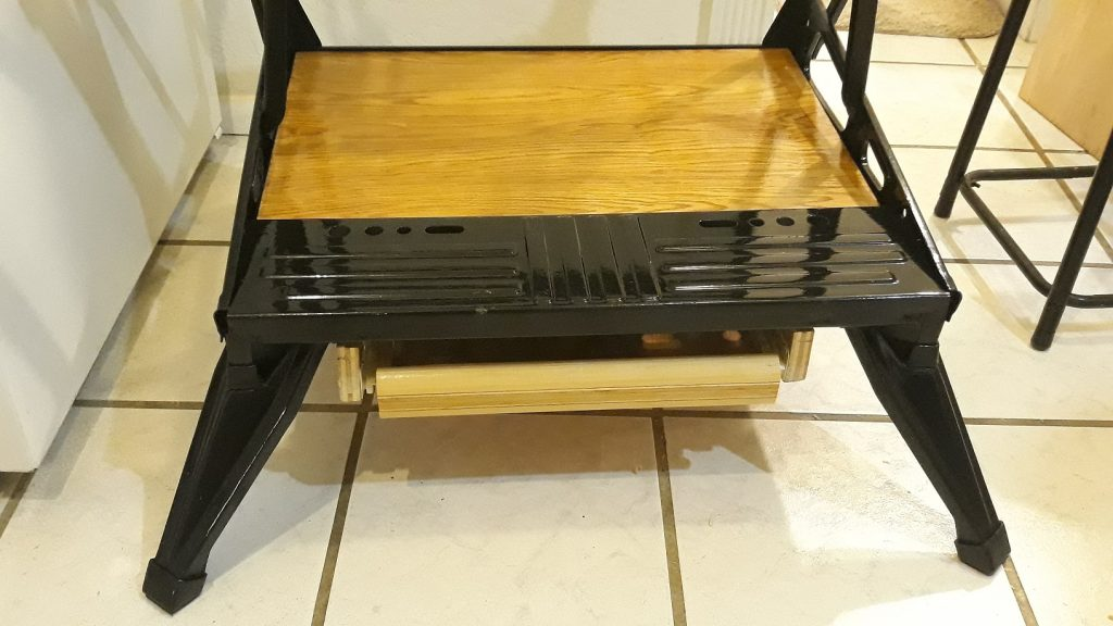 Build a Portable Reloading Bench Using a Black & Decker Workmate 98
