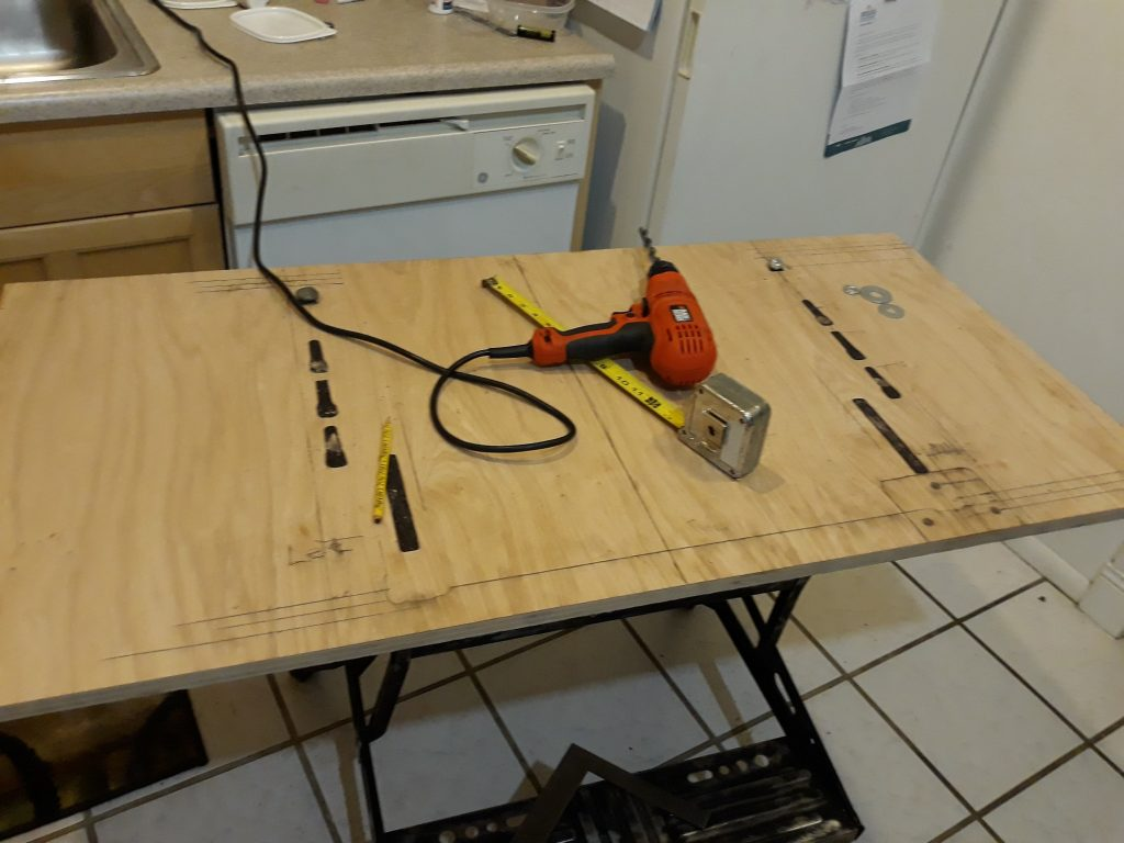 Build a Portable Reloading Bench Using a Black & Decker Workmate 14