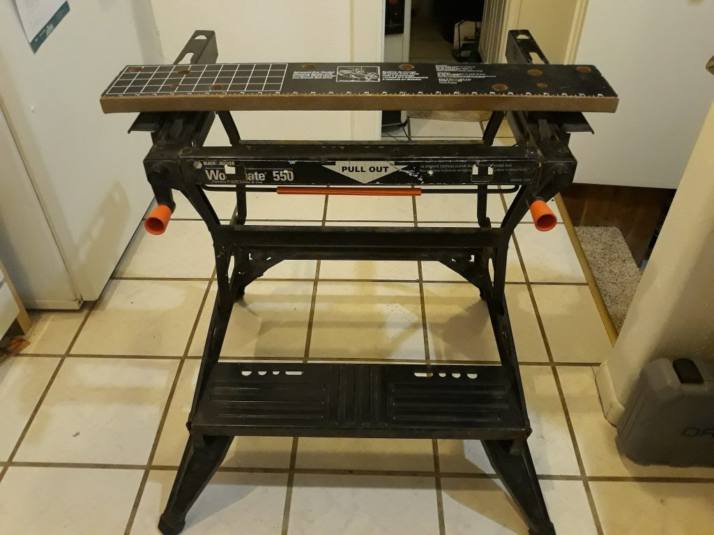 Build a Portable Reloading Bench Using a Black & Decker Workmate 2