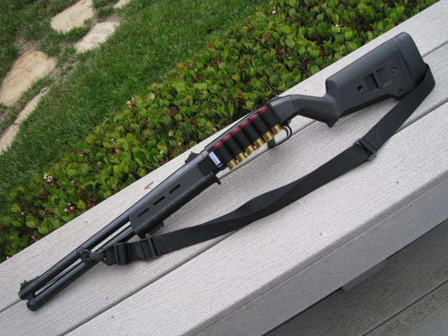 Things you may not know about the Tactical or Home Defense Shotgun 2