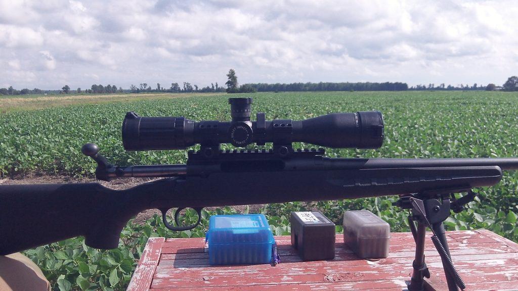 SWFA SS 16x42 30mm Rifle Scope 8