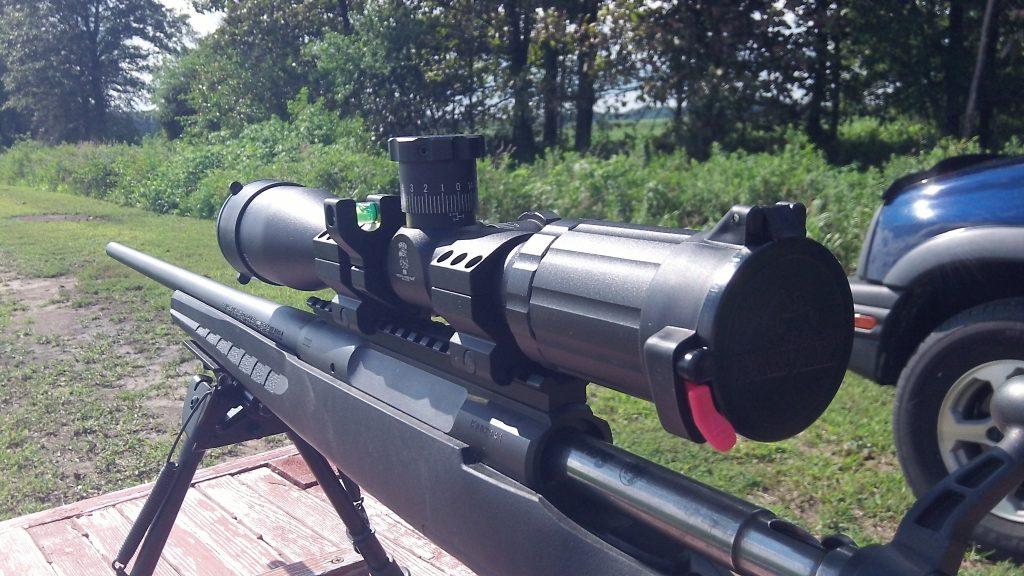 SWFA SS 16x42 30mm Rifle Scope 10