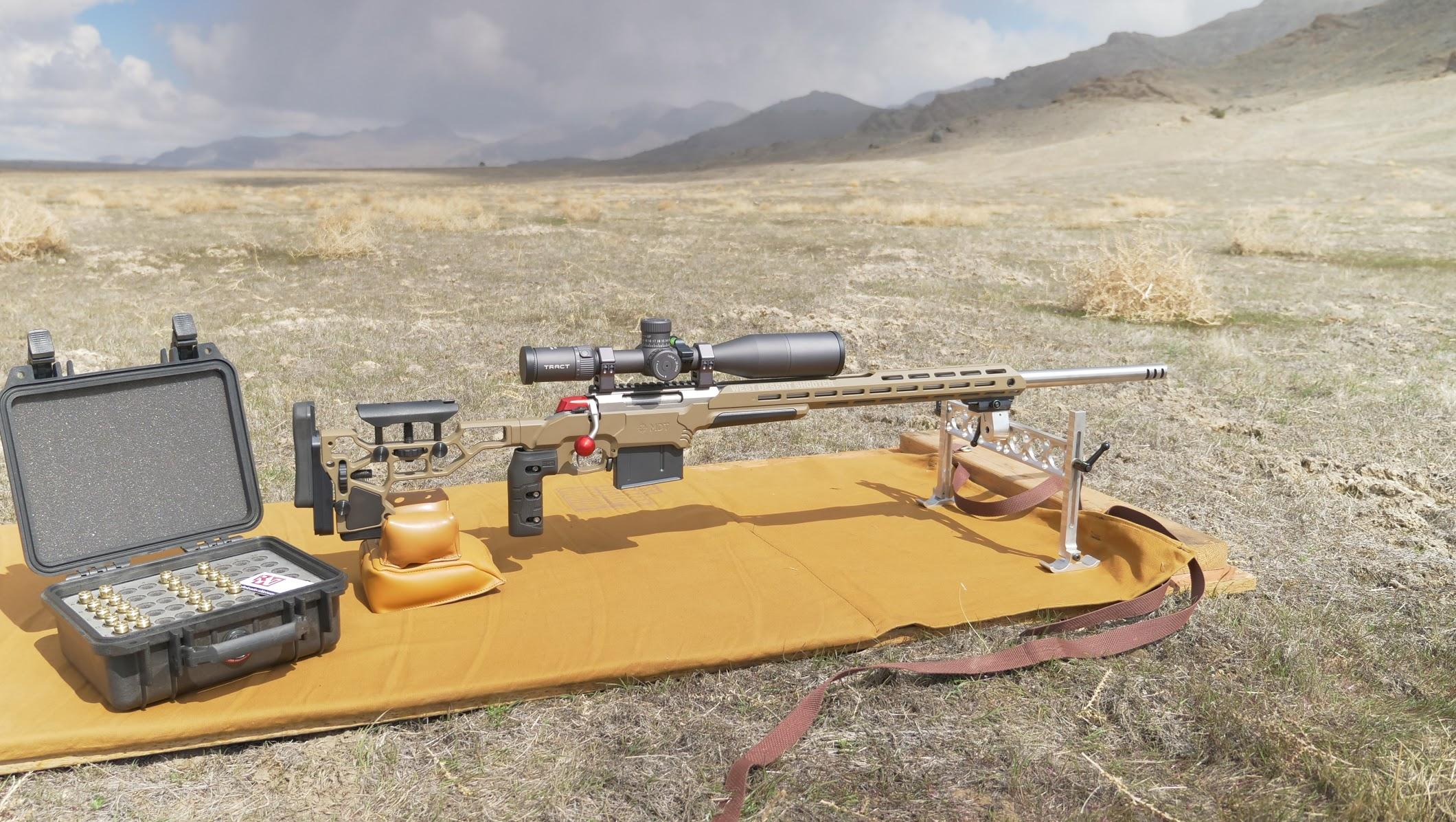 West Desert Shooter 6