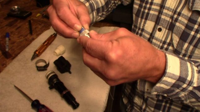 Mr. Bullet Feeder Die ($5.00 Adapter) Lee multi tube bullet feeder!