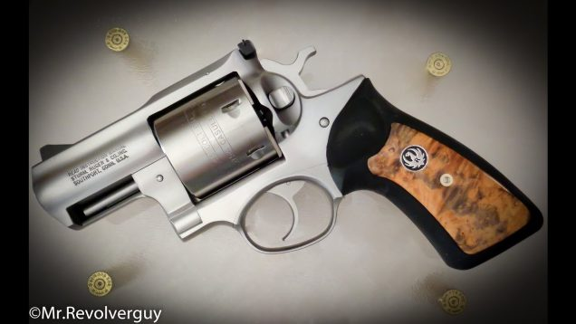 Ruger Alaskan 454 Casull — Rifle Primer Test