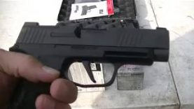 Sig P365XL Ballistics With Chuke's Outdoor Adventures