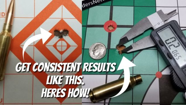 The Ultimate Video Guide To Precision Rifle Reloading – Getting 1/4 MOA groups or less, Here's How!
