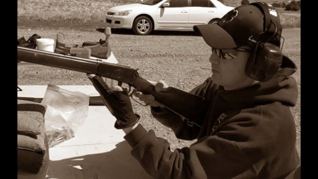 30-30 Casting, Loading, and Shooting 1871-1971 NRA Rifle Using The NOE HTC310-173-FP Mold