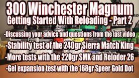 75gr Speer Gold Dot in 223 Remington - The Reloaders Network