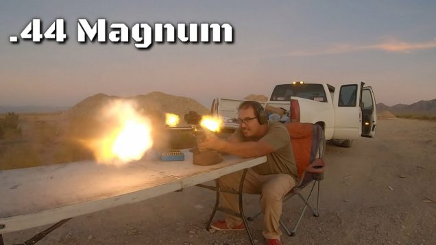 .44 Mag For Willie Bulletman – Testing out Georgiaboy44 , Forty-Fours 💥💥