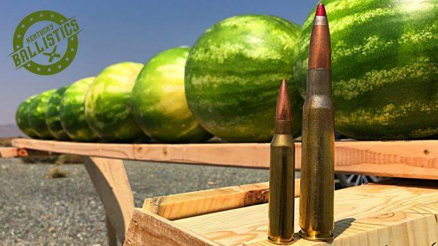 50 BMG vs 338 Lapua Part 2 (ft. Edwin Sarkissian)
