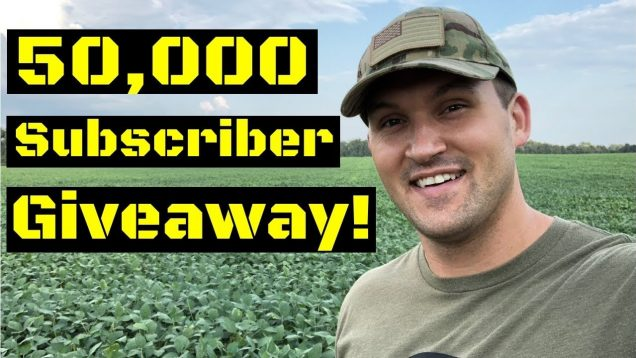 50,000 Subscriber Giveaway!!!