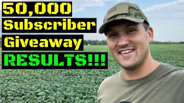 50,000 Subscriber Giveaway Results!!!