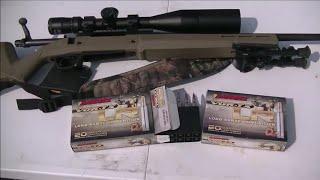 7mm Rem Mag Barnes 139gr LRX Remington 700 Review