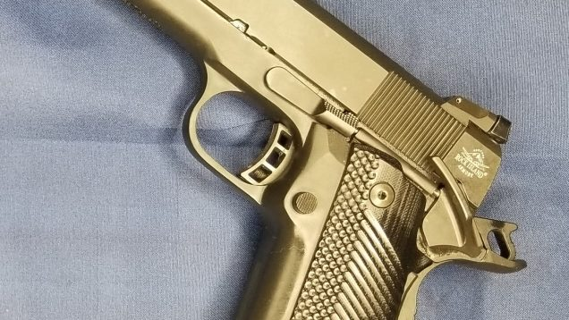 Rock Island Armory 1911 A2 FS HC 10mm review 60