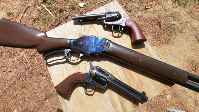 Are single action revolvers suitable for self-defense?