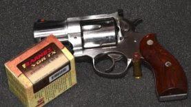 Barnes 225gr XPB HP .44 Magnum Ruger Redhawk 2.5″