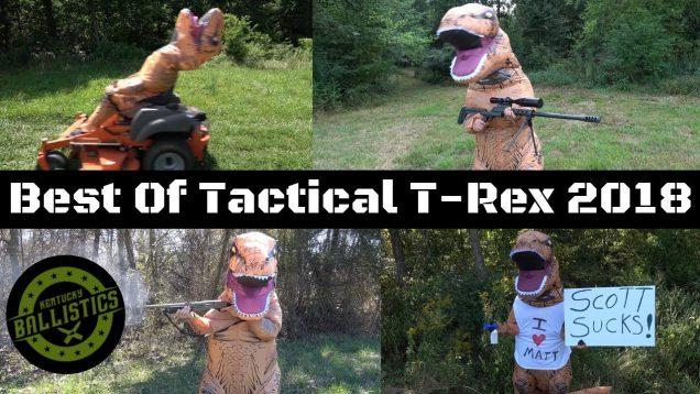 Best Of Tactical T-Rex 2018 24