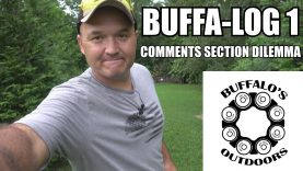 Buffa-log 1 – Comments Section