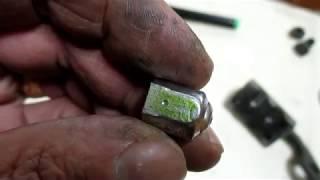 Bullet hardness testing